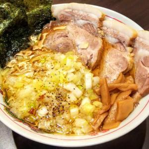 いの麺🍜9発目✨ネギ油香る醤油ラーメン