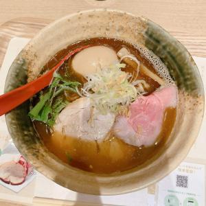 焼きあご塩らー麺 たかはし マルイファミリー溝口店(8/25訪問)