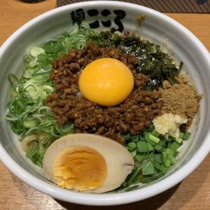 麺屋こころ 溝の口店(9/13訪問)