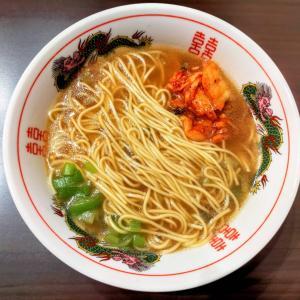 いの麺🍜20発目✨マルタイラーメン