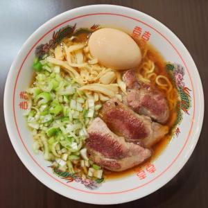 いの麺🍜28発目✨焼肉醤油ラーメン