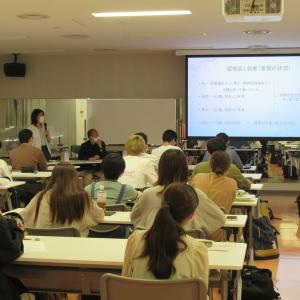 若年性認知症の介護家族として大学での講義