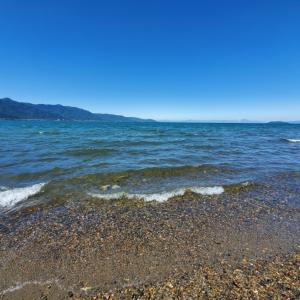 琵琶湖ってキレイすぎない?