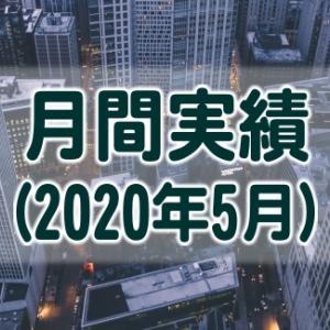 【取引記録】月間実績:2020年5月の実績まとめ