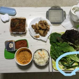 韓国男の自炊生活に微笑ましい
