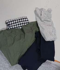 秋風を感じ始めたら、秋服の用意と夏服の片付け【50代ミニマリスト】
