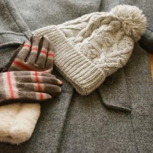 「ミニマリストな50代」大人の防寒着はこう着ると若見えします!