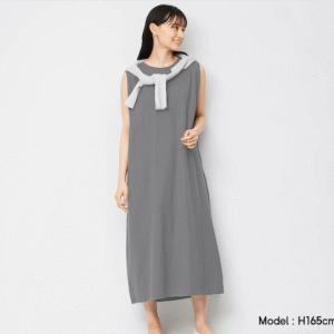 50代少ない服で暮らす!シンプルミニマリストの最新版夏服【無印】