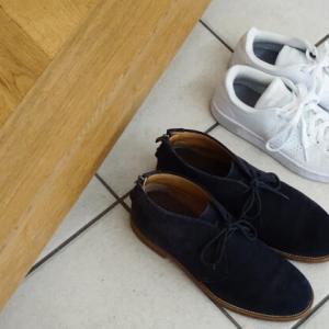 「50代ミニマリスト」キレイ系の服を着る人はキレイ系の靴も必要。