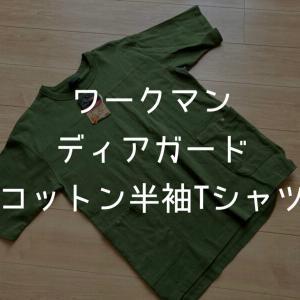 【DIAGUARD(R)COTTON(ディアガードコットン) 半袖Tシャツ】防虫加工を施したコットン100%生地のタフなTシャツ