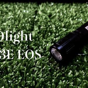 【i3E EOS レビュー】Olight (オーライト) 防災用にも便利! 90ルーメンのミニキーホルダーフラッシュライト<PR>