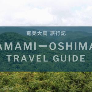 【奄美大島 旅行記ブログ】奄美のおすすめ観光スポットを半日で巡る旅