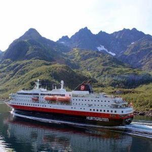 【クルーズ運行再開】ノルウェーのフッティルーテン沿岸急行船が6月16日から運航再開