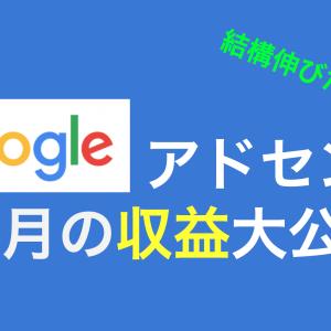 【Googleアドセンス】5月の収益とPVを公開【ブログ初心者】