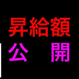 【丸の内OL3年目のリアル】給料の昇給額を公開!!