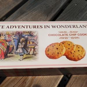 カルディの【チョコチップクッキー】と【海苔の香ソーセージ】を食べてみた。