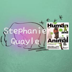 土を自在に操る【Stephanie Quayle(ステファニー・クエール)】今にも動き出しそうな動物たち