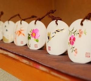 伝統工芸品「麦わら細工」
