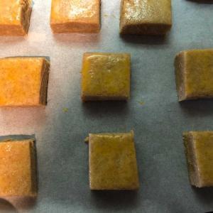 菓子屋シノノメのレシピでスコーンを焼く