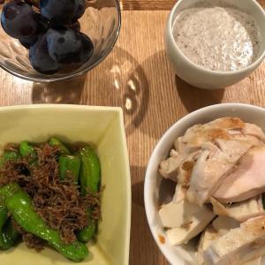 鶏胸肉のコンフィとフォアグラフランの残りで和風ご飯