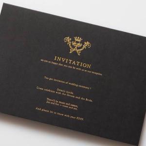 この結婚式の招待状、ステキすぎる