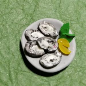 ミニチュア牡蠣