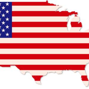 アメリカのCountyは日本語で郡(ぐん)