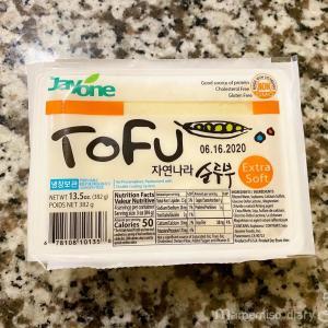 アメリカで美味しい豆腐を食べました
