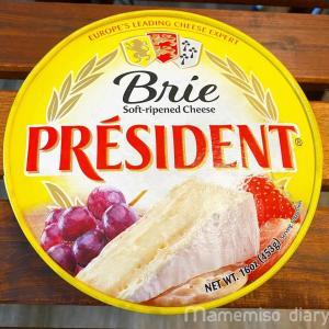 アメリカでカマンベールチーズを探すならブリーチーズ(Brie cheese)