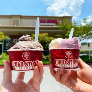 アメリカでコールドストーン(Cold Stone)のアイスを食べてみた