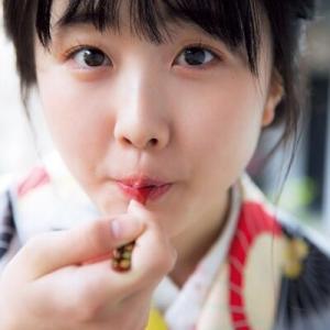 【おへそGaちらちらring】【de】【芸能】♥♡♥ 本田望結、地元・京都での着物撮影に「テンションマックス!」