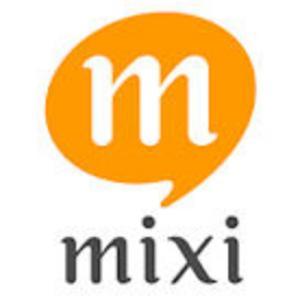 【mixi】ミクシィページ終了