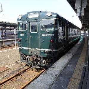 JR北海道フリーパスの旅(2018.3.26)1日目 その2~道南いさりび鉄道乗車記(函館→木古内)