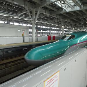 JR北海道フリーパスの旅(2018.3.28)3日目 その24~新青森から新函館へ(フリーパス番外編)