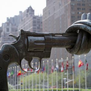 世界統一政府を目指す国連