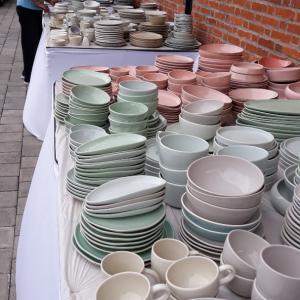 食器のガレージセール~Kevala Ceramics