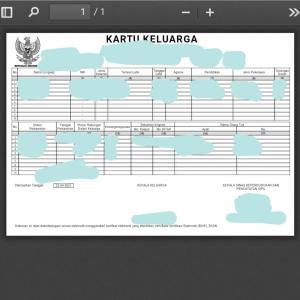 KTP「身分証明書」作成の手続き