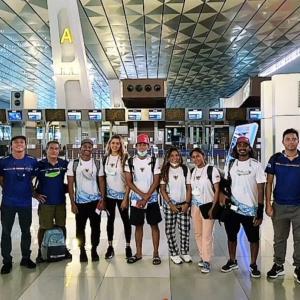 インドネシア人が大会遠征で世界を廻るって本当に大変なんです