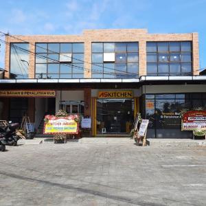 製菓料品店  / AS KITCHENがジンバランに出来ました。