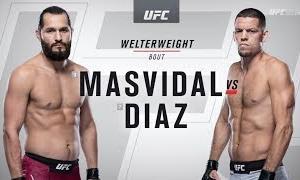 UFC 244: Jorge Masvidal vs Nate Diaz Recap