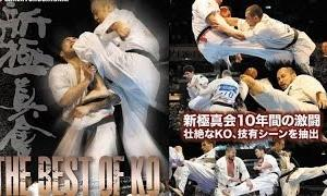 【新極真会】空手驚異のKO集! BEST OF KO SHINKYOKUSHINKAI KARATE