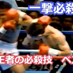 【必殺技】歴代世界王者がKOを量産した必殺パンチ・ベスト5(ボクシング)