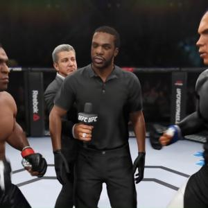 Mike Tyson vs. Hitman (EA Sports UFC 2) – Boxing Stars 🥊