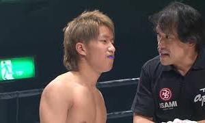 朝倉海VS渋谷莉孔 THE OUTSIDER第25戦