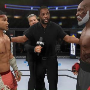 UFC 4 – Bolo Yeung vs. Old Mike Tyson – Boxing Stars 🥊