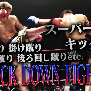 【OFFICIAL】K-1 WORLD GP JAPAN「KNOCK DOWN FIGHT」スーパーキック特集