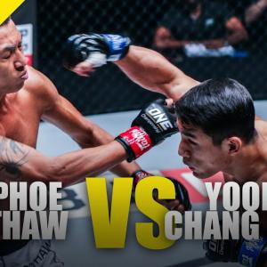 Phoe Thaw vs. Yoon Chang Min | ONE Full Fight | October 2019