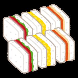 「食べづらいサンドイッチ」があるなら、「読みづらいブログ」があってもいいじゃない