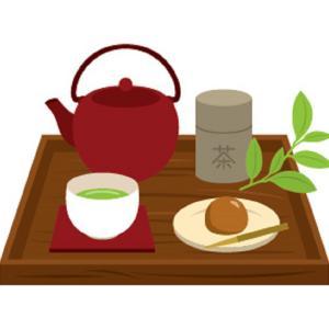 お家でリラックスタイム:日本茶を楽しもう!