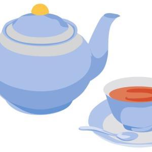 お家でリラックスタイム:紅茶を楽しもう!